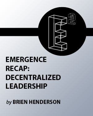 decentralized leadership