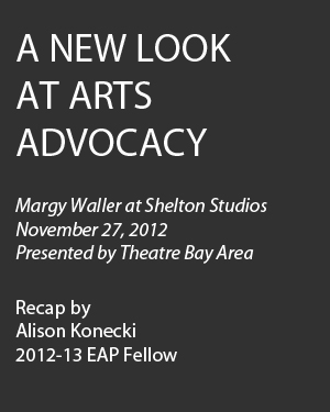 a new look at arts advocacy