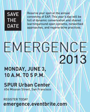 Emergence 2013